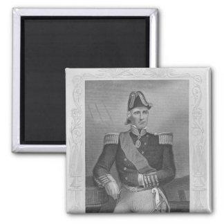 Porträtt av Lord Edmund Lyons Magnet