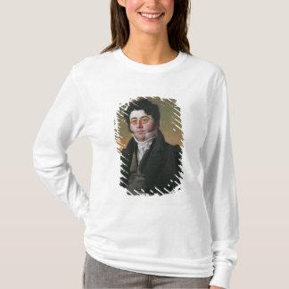 Porträtt av Louis Auguste Baudelocque T-shirts