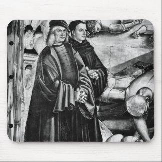 Porträtt av Luca Signorelli och Fra Angelico Musmatta