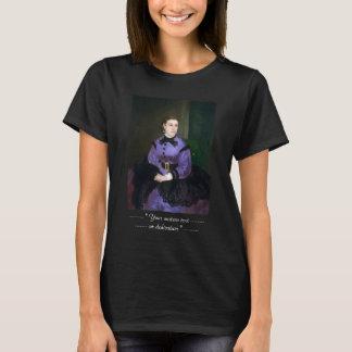 Porträtt av mademoisellen Sicot Auguste Renoir T Shirts