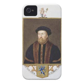 Porträtt av masonen för herr John (1503-66) från Case-Mate iPhone 4 Fodraler