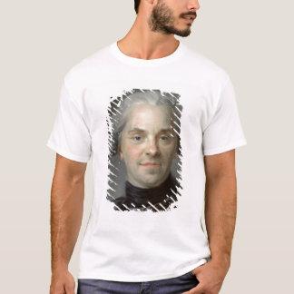 Porträtt av Maurice, Comte de Saxe 1747 Tee Shirts
