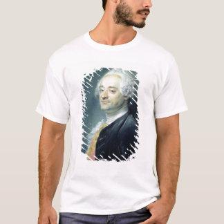 Porträtt av Maurice Quentin de la Turnera, 1750 Tee Shirt