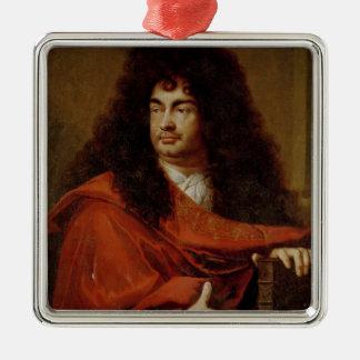 Porträtt av Montfleury Julgransprydnad Metall