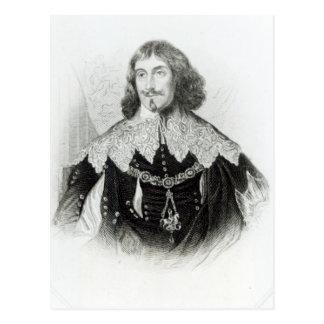 Porträtt av Philip Herbert Vykort