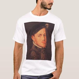 Porträtt av Philipen II Tee Shirts