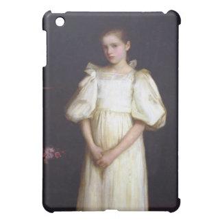 Porträtt av Phyllis Waterlow vid den John iPad Mini Mobil Fodral