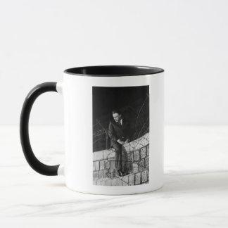 Porträtt av Richard Burton Mugg