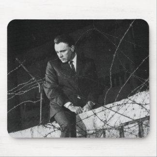 Porträtt av Richard Burton Musmatta