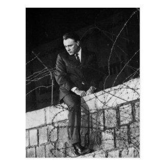 Porträtt av Richard Burton Vykort