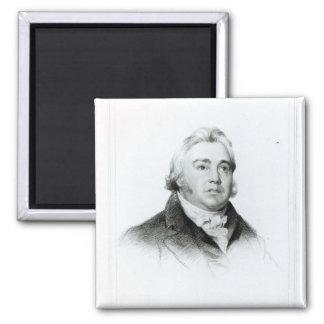 Porträtt av Samuel Taylor Coleridge Magnet
