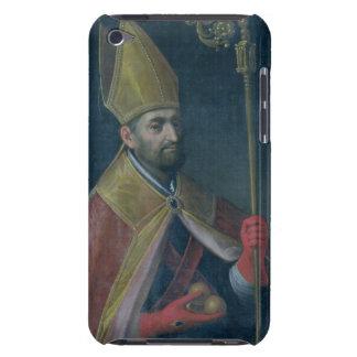 Porträtt av St Nicholas, 1700 (olja på kanfas) iPod Case-Mate Fodral