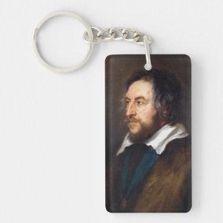 Porträtt av Thomas Howard Peter Paul Rubens
