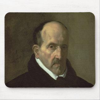 Porträtt av Universitetslärare Luis de Gongora y A Musmatta