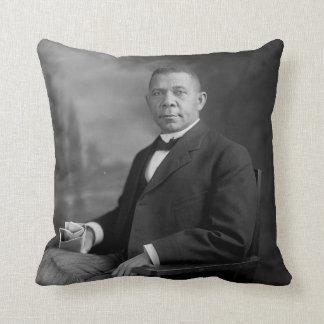 Porträtt för Booker T. Washington vid Harris & Kudde