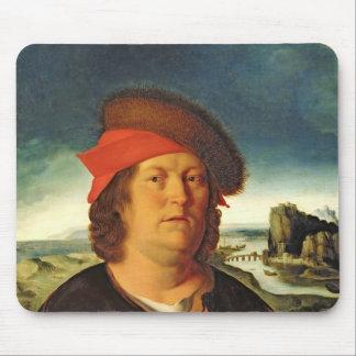 Porträtt som antas för att vara Paracelsus Musmatta