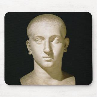 Porträttbyst av kejsaren Severus Alexander Musmatta