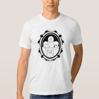 Porträttskjorta T Shirt