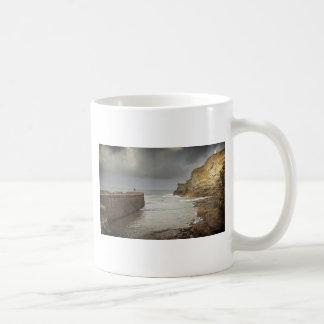 Portreath hamn kaffemugg