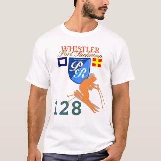 PortRichman Whistler skidar T Shirts