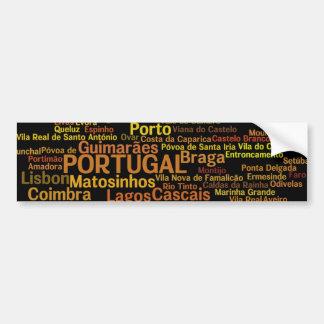 PORTUGAL bildekal