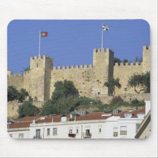 Portugal Lisbon. Castelo de Sao Jorge. Musmatta