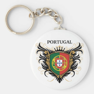 Portugal [personifiera], rund nyckelring