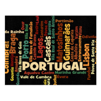 PORTUGAL vykort