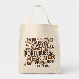 Portugisisk läraregåva kassar