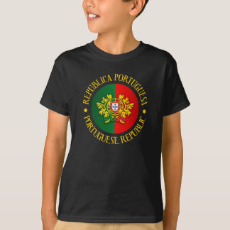 Portugisisk republik tee shirt