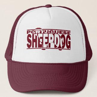 Portugisisk SheepdogSilhouette Truckerkeps