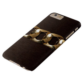 Posh guld kutit IPhone 6 plusfodral Barely There iPhone 6 Plus Skal