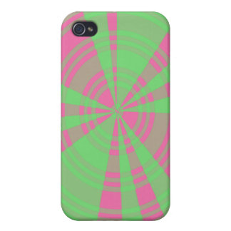 Positivt Sixties! iPhone 4 Cover