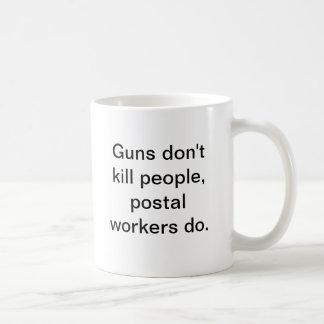Post- arbetarmugg kaffemugg