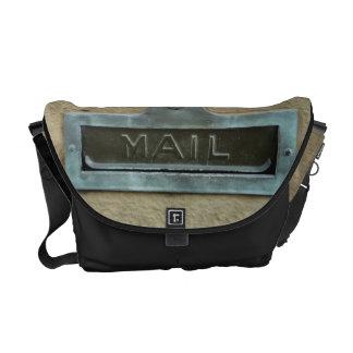 Posta budbärare kurir väska