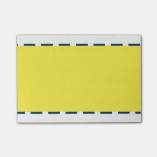 """Posta-it® noterar 4"""" x 6"""" konst vid joshi för post-it block"""
