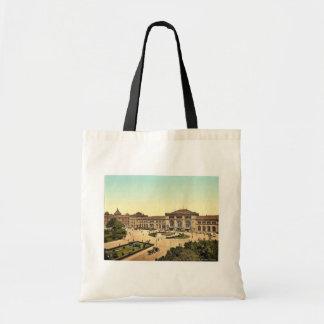 Posta - kontoret, Hanover, Hanover, tysklanda säll Tote Bag