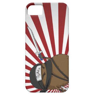 Potatis Ninja iPhone 5 Case-Mate Skydd