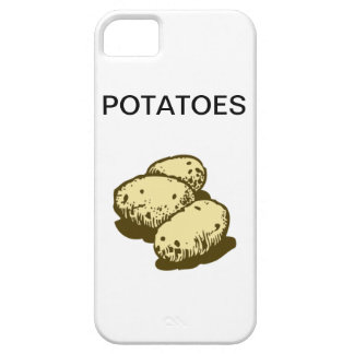 Potatisar iPhone 5 Skal