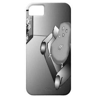 Potatishuvud iPhone 5 Skydd