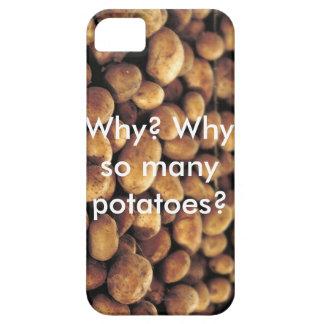 Potatisiphone case iPhone 5 skydd