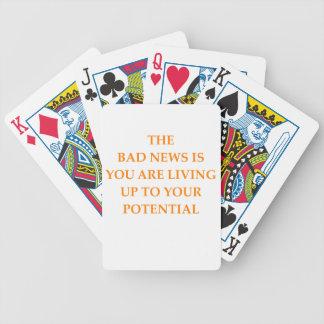 potentiellt spelkort