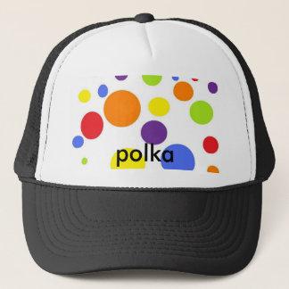 potta polka truckerkeps