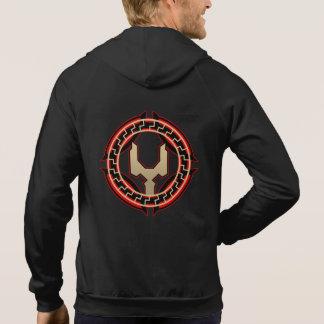 Pov-stealthen utrustar hoodie
