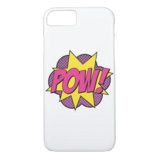 POW! Popart iphone case!