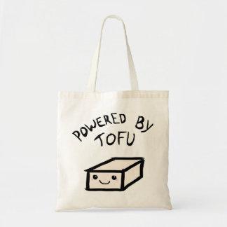 Powered by tofu budget tygkasse