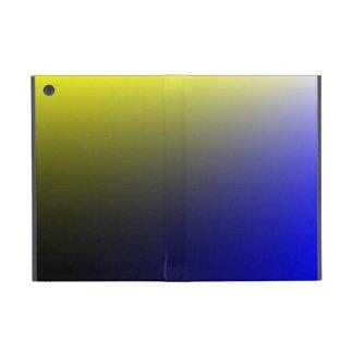 Powis för iPad för blåttgultblandning mini- iCase iPad Mini Skal