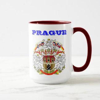 Prague kaffemugg