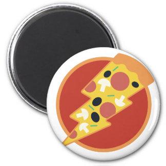 Prålig Pizza Magnet