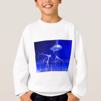 Prålig Tesla spole… Tee Shirt